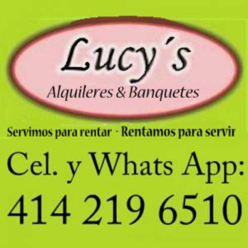 Lucy s Alquileres y Banquetes
